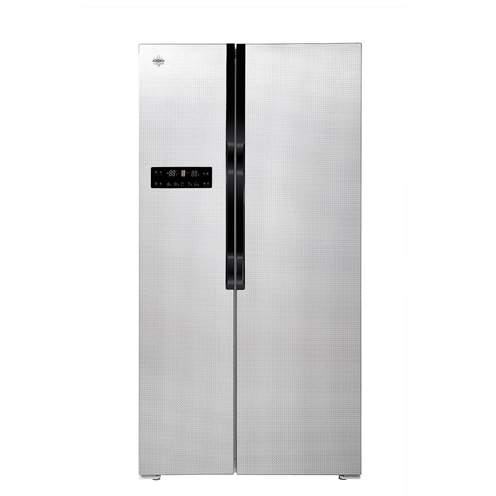 晶弘冰箱的风扇电机电路图红黄黑线代表什么
