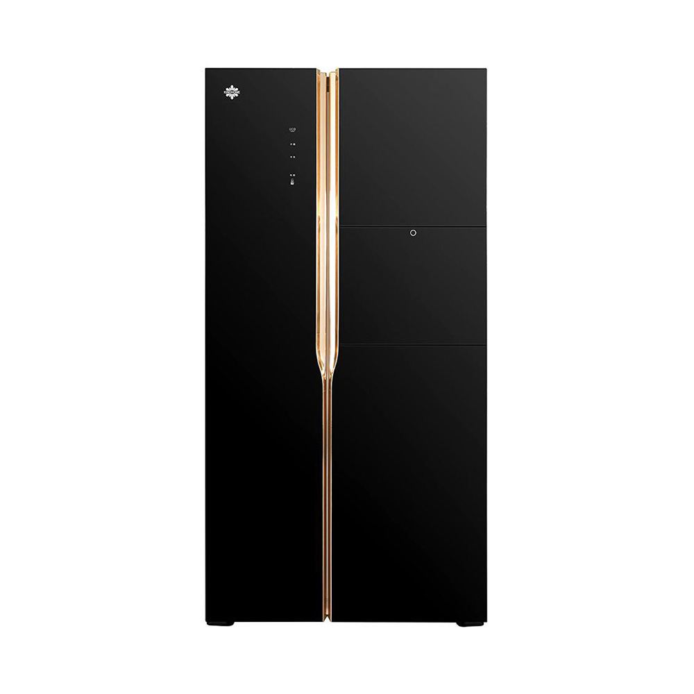 晶弘冰箱对开门系列